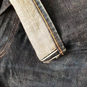 Levi's Jeans - Levi's Made & Crafted Rail Straight selvedge
